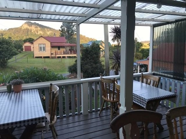 View from La Galette's veranda