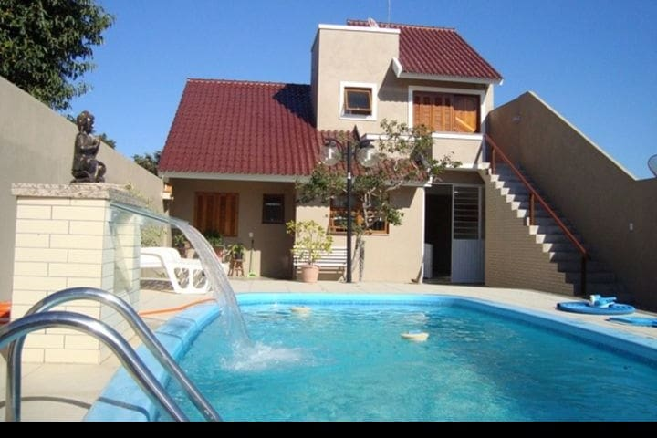 Linda casa para temporada em São Lourenço do Sul