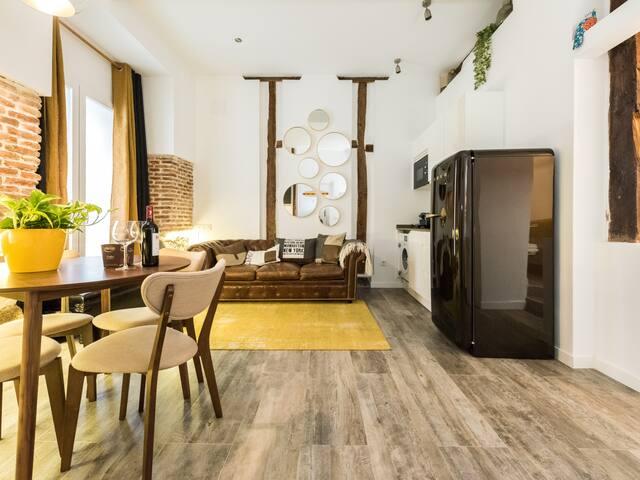 Luxury Design Madrid Center