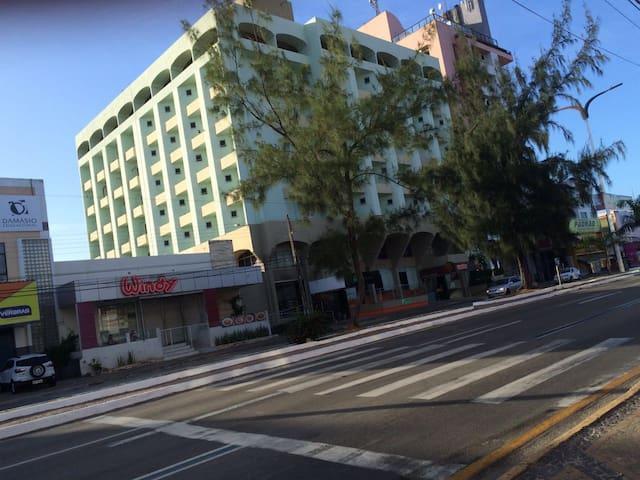 Green Hotel *Quarto 19