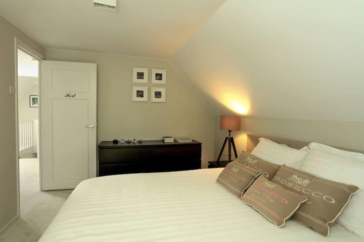 Slaapkamer 2 (dubbel bed)