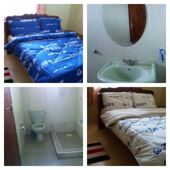 preview of bathroom and bedroom