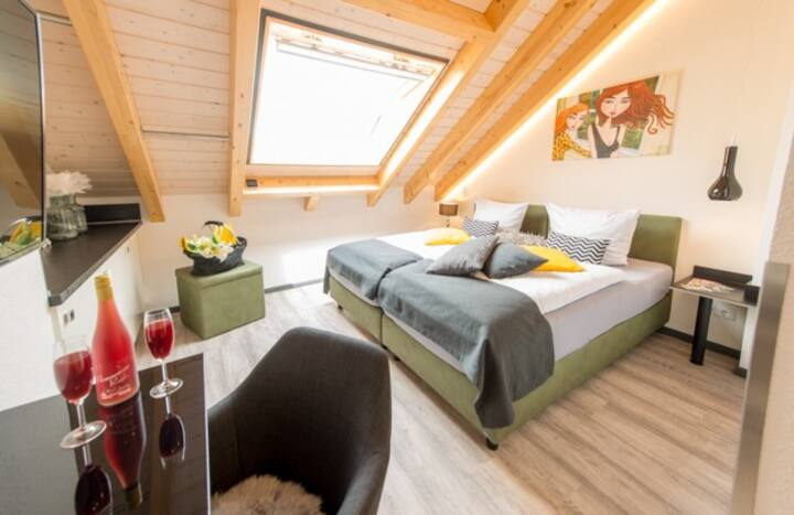 "1-Raum-Apartment ""Lifestyle 1"" in Bensheim, bei MA"