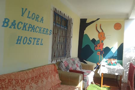 vlora backpackers hostel - Vlorë - Internat