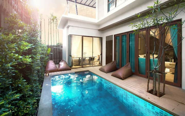Best choice for Huahin family trip, 3Bedroom Villa