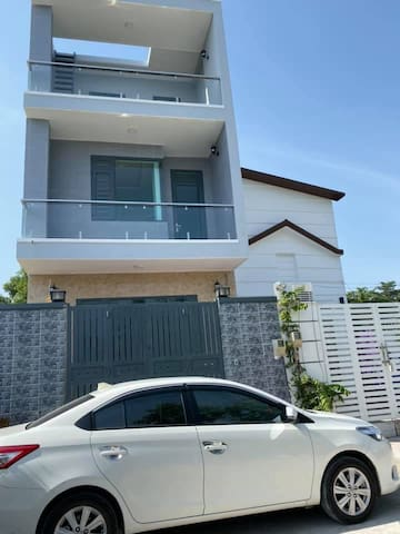 Brand new house in quiet area of District 9, HCM