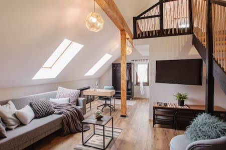 Design space in a beautiful saxon house #3