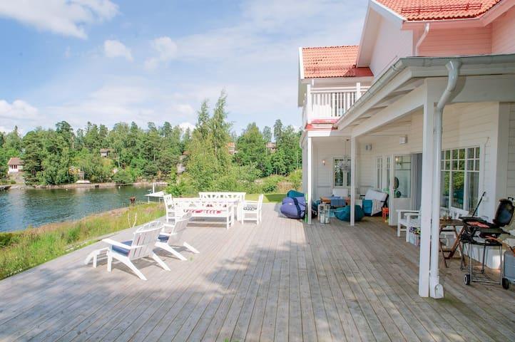 Stockholm archipelago seaside villa - Lidingö - Dom