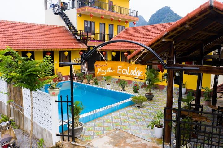 Phong Nha Ecolodge-Standard double room