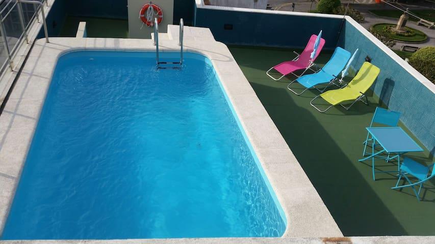 Porto Foz -Studio with Private Pool - Oporto - Loft