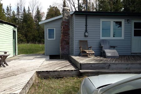 Traditional Waterfront Cottage - Wiarton