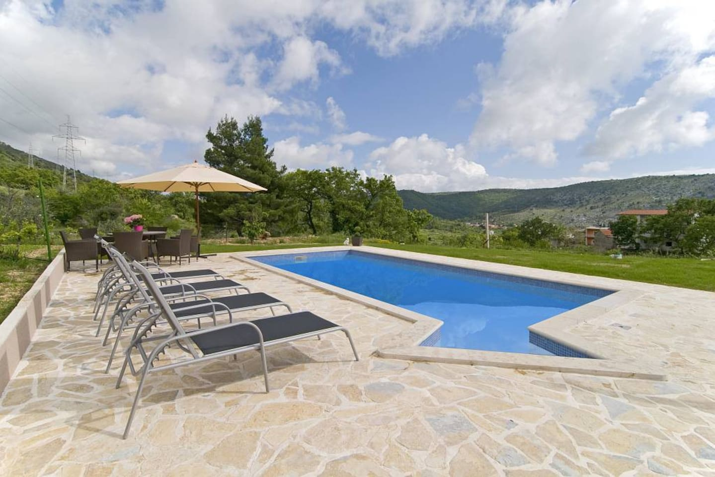 villa josipa houses for rent in srinjine split dalmatia county