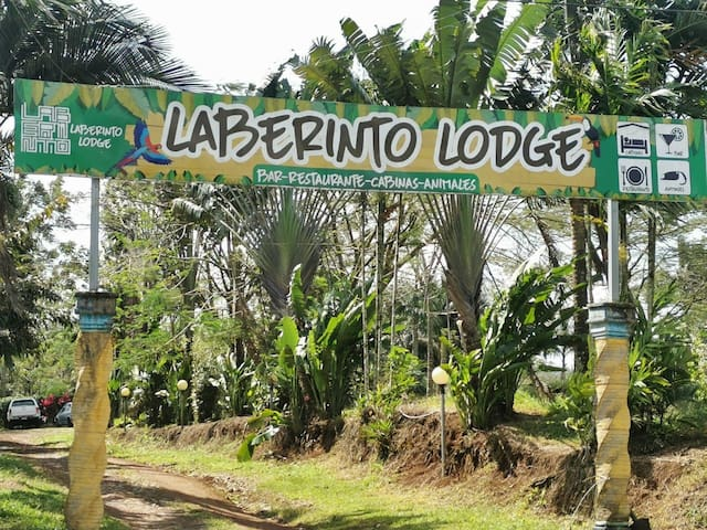Laberinto Lodge