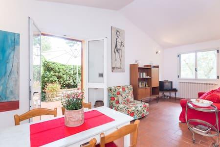 Small villa in the Chianti's hill - Greve in Chianti - Huoneisto