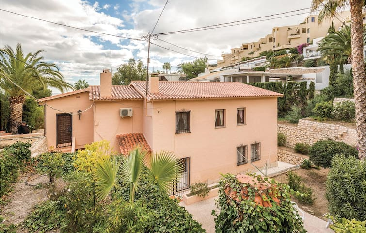 Holiday cottage with 5 bedrooms on 189m² in Altea