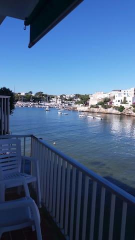 Seaview and harbour firstline - Santanyí - Apartament