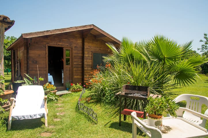 Romantic escape beach countryside - Terza Zona Casette - Cabin