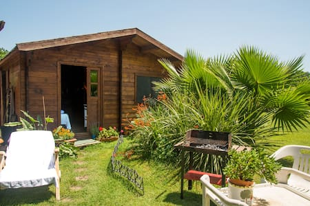 Romantic escape beach countryside - Terza Zona Casette - Chalet
