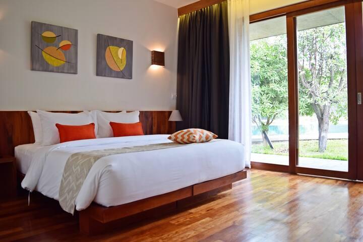 Stunning garden suite in Angkor - Krong Siem Reap