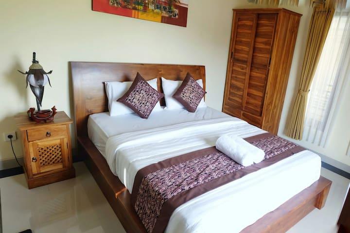 2 Bedrooms Ubud Stopover