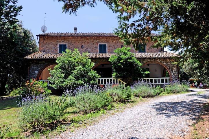 Villa Il Leccio - Montaione