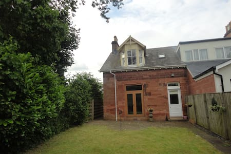 Charming House near Glasgow Games - Bothwell