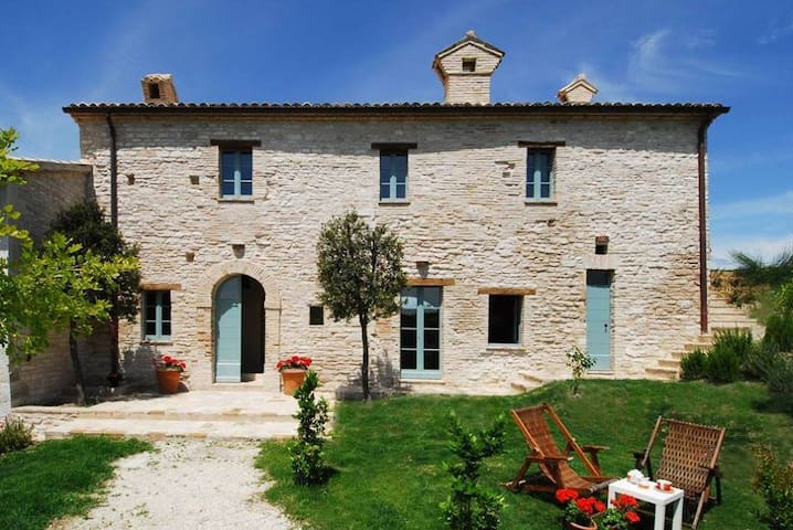 Agriturismo Molleone - Cagli Pesaro e Urbino - Pis