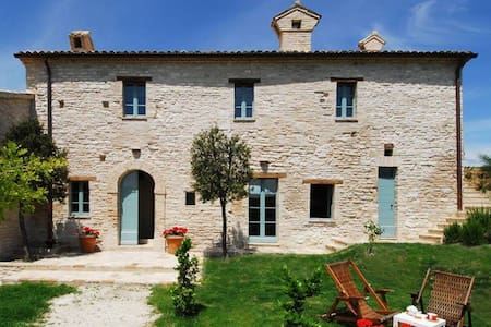 Agriturismo Molleone - Cagli Pesaro e Urbino - Lejlighed
