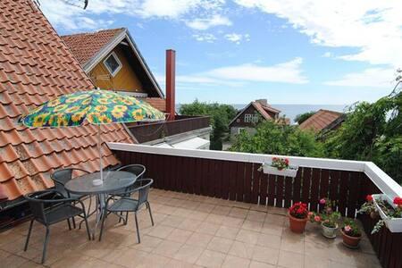 Room B/terrace to lagoon - Nida - Dom
