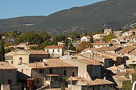 Gîte au pied du Luberon - Cabrières-d'Aigues