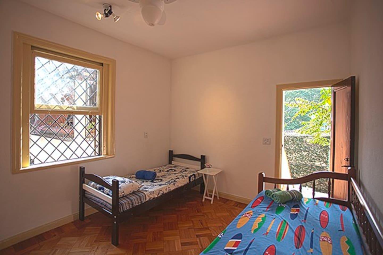 Chambre d'ami Station Corcovado 3.3