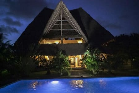 Fully Serviced Holiday Villa - Malindi
