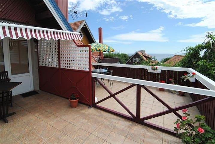 (URL HIDDEN) terrace to lagoon - Nida