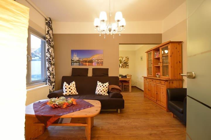 Apartmet im In-Veedel Köln Ehrenfeld OG