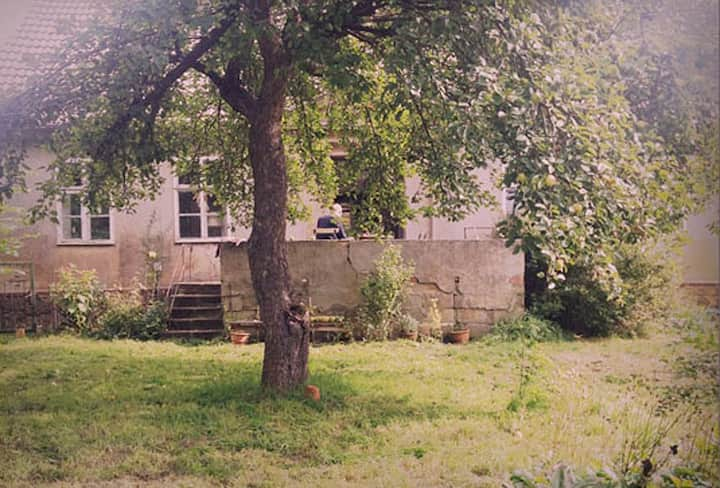 old house, Farmhouse