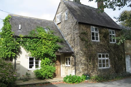 Double Room in Character Cottage - Buckland - House