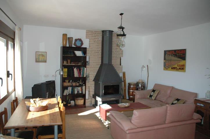 Casa en pequeña aldea de montaña. - Yeste- Tus (Albacete) - Casa