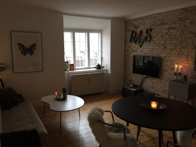 Charming apartment at Islands Brygge, Central CPH