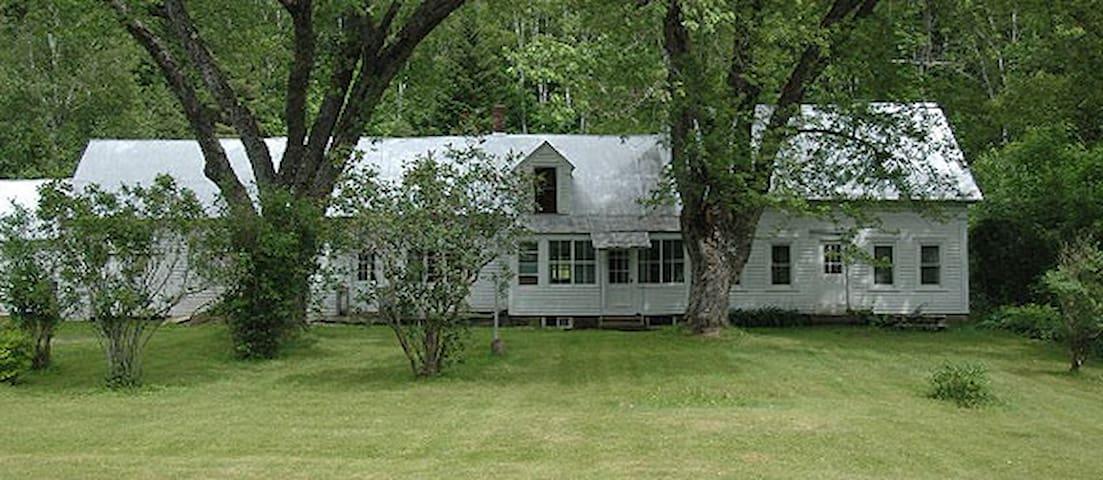 Holly Brook Farm - West Forks - House