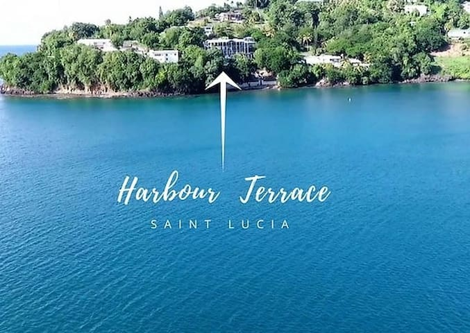Harbour Terrace Apt #6 - Castries City - Apartamento