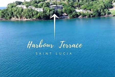 Harbour Terrace Apt #6 - Castries City - Apartemen