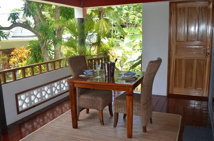 Villa with Balcony Nid'aigle