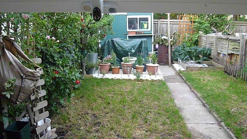 1 bed garden flat - London - Flat