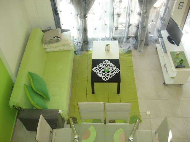 "Casa Maria Anneta- ""Green"" Maisonette- Halkidiki - Kalives Poligirou - Huis"