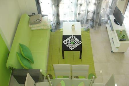 "Casa Maria Anneta- ""Green"" Maisonette- Halkidiki - Kalives Poligirou"