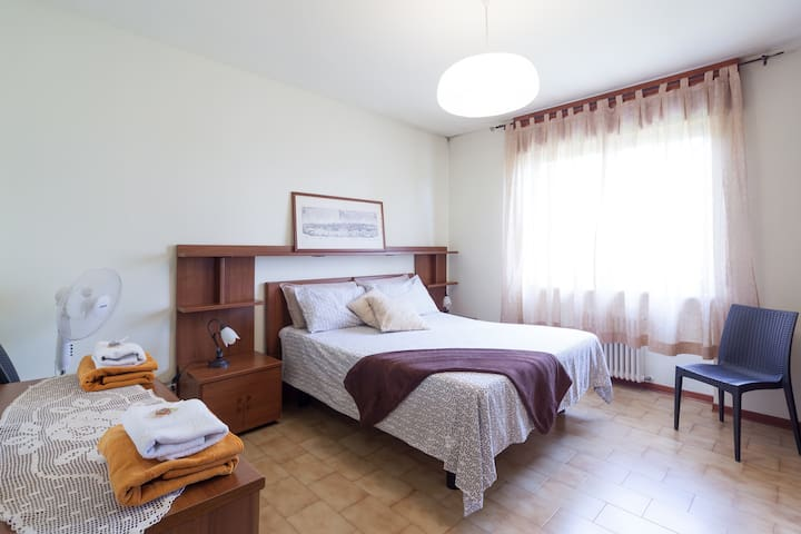 Nice and quite apartment!;-) - Montebello Vicentino - Leilighet