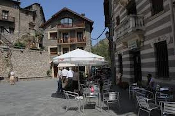 Piso en Llavorsí, Pirineo catalán  - Llavorsí - Apartment