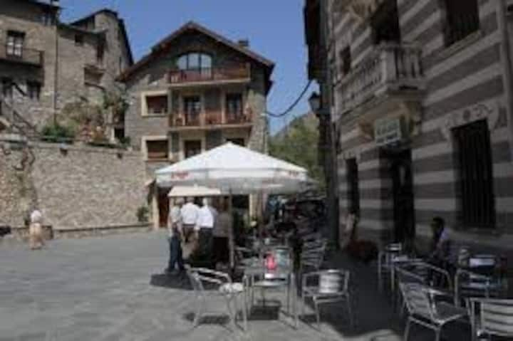Piso en Llavorsí, Pirineo catalán