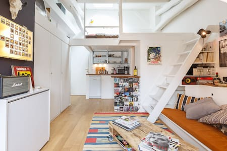Cozy studio in the heart of Paris - Paryż