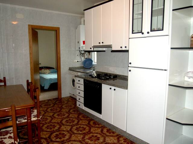 Apartamento acogedor y tranquilo